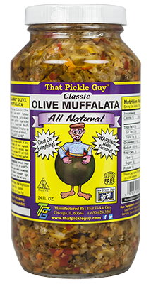 12_Olive_muffThat Pickle Guy New Orleans Style Olive Muffalata New Orleans Olive Muffaletta