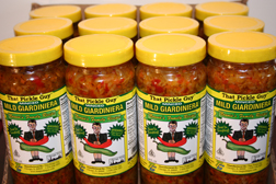 That Pickle Guy Mild and Hot Minced Giardiniera Case 16oz