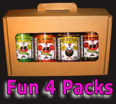 That Pickle Guy 4 Pack Gift Sets and Party Packs