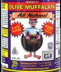 Spicy Olive Muffalata