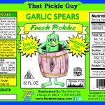 TPG-Garlic Spears 32oz