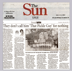 That-Pickle-Guy_Lisle_Sun_NewsPaper_sml