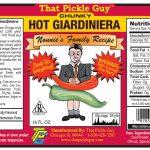 Hot Chunky Giardiniera