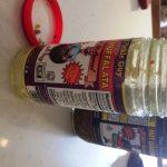 Empty spicy jar