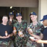 Soldiers BBQ w TPG Products3