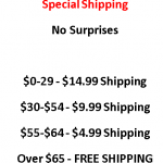 Shipping Pricing